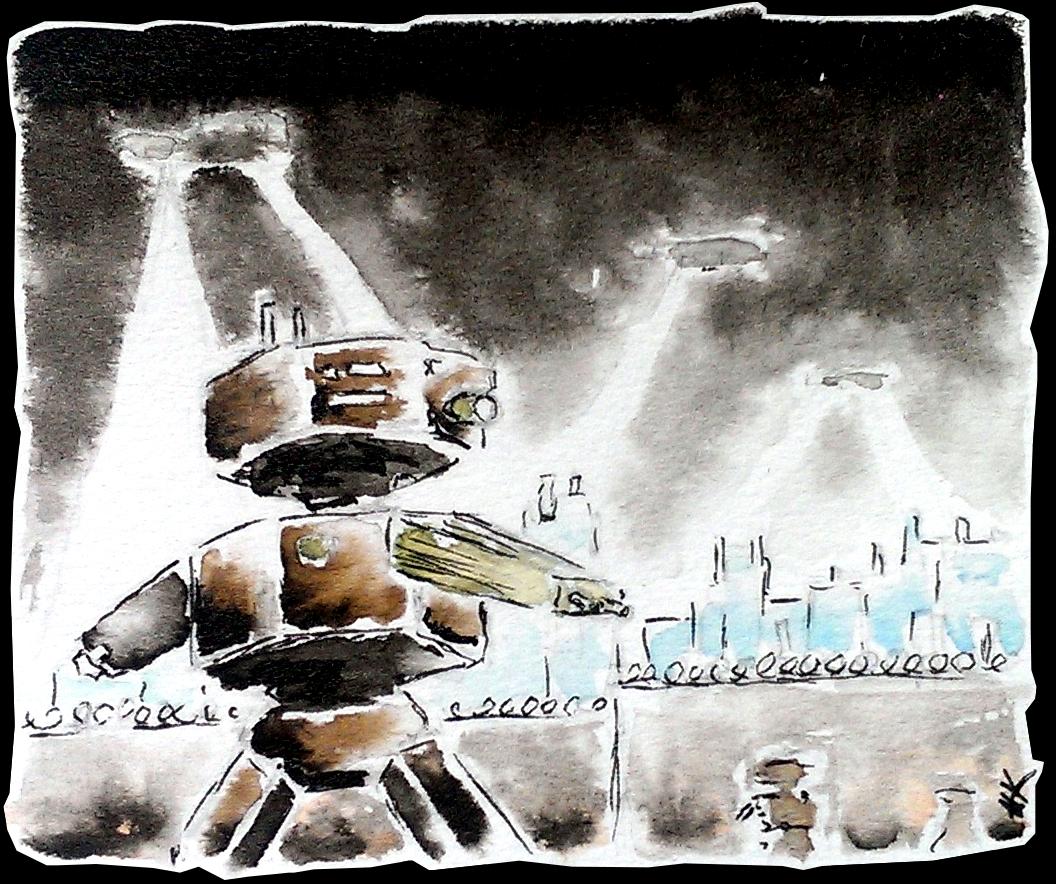 Dystopia pt.1
