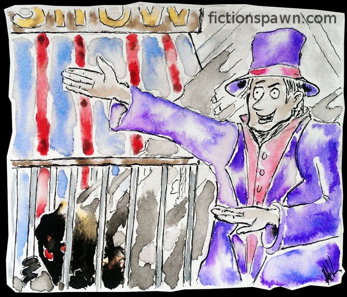 freakshow fictionspawn.com