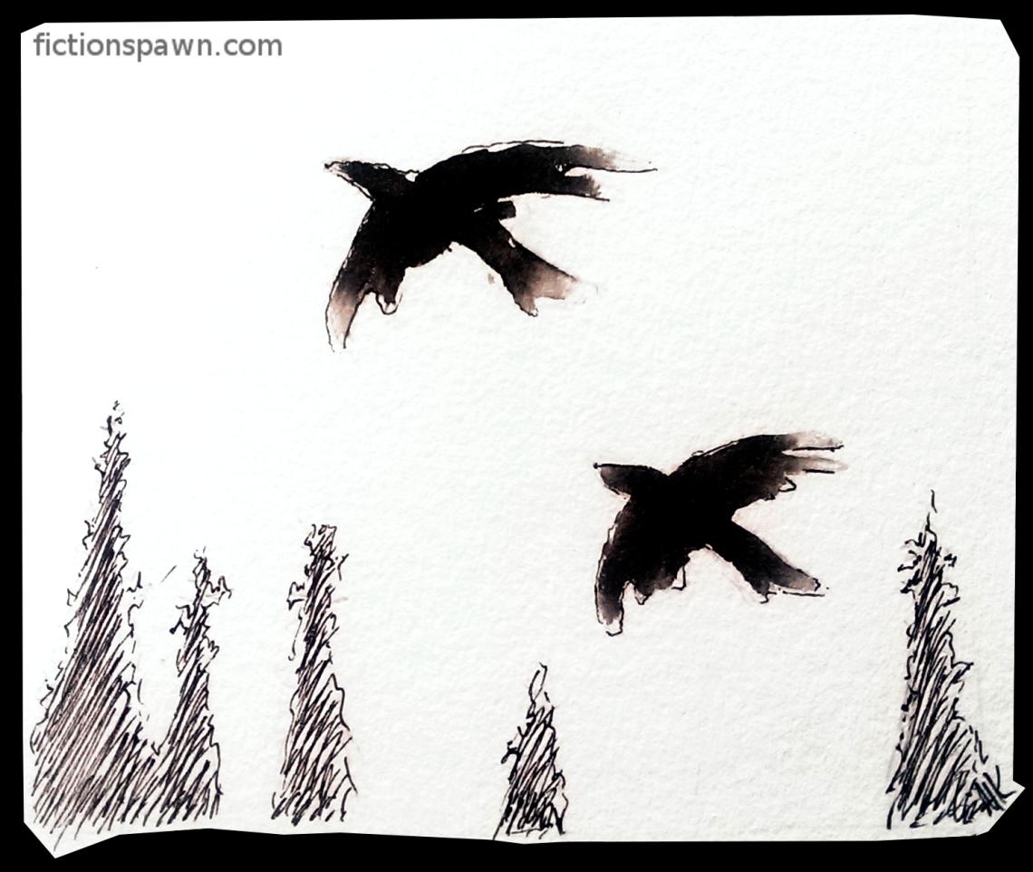 Dark Woods fictionspawn.com