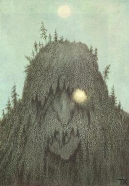 Theodor_Kittelsen_-_Skogtroll,_1906_(Forest_Troll)