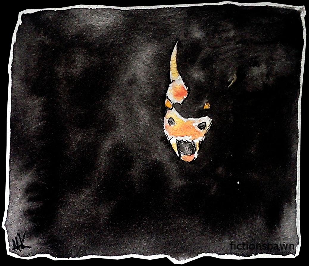 Dragon. Aak fictionspawn
