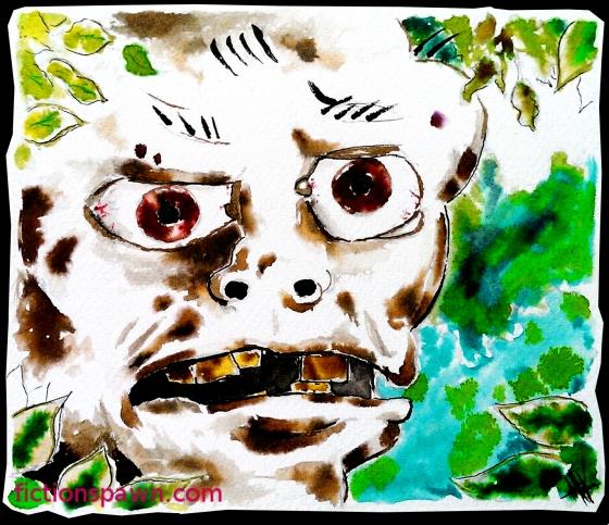 Freak in the bushes. Aak fictionspawn