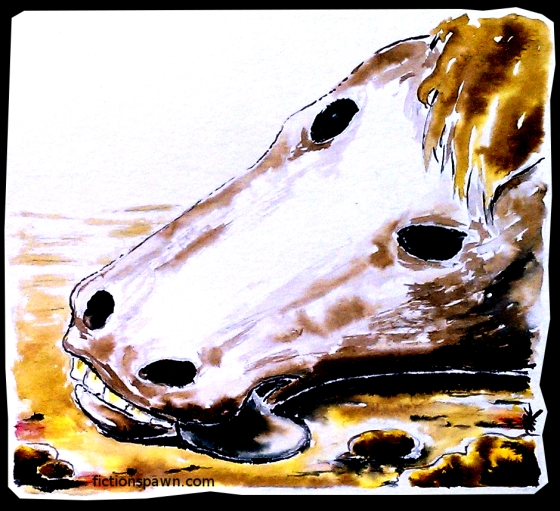 Dead Horse Aak fictionspawn
