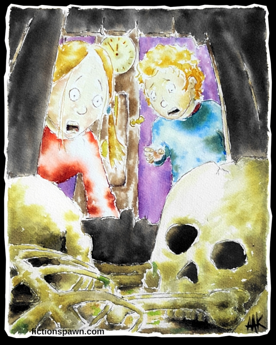 Skeletons in the Closet Aak fictionspawn