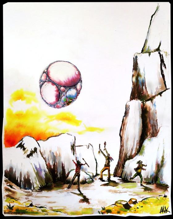 UFO Aak fictionspawn